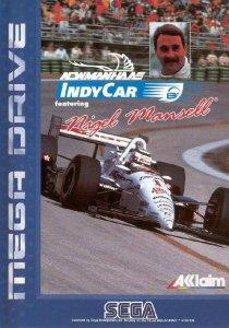 Newman-Haas Racing: Indy Car Featuring Nigel Mansell per Sega Mega Drive
