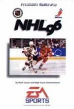 NHL '96 per Sega Mega Drive