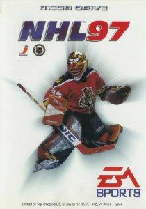 NHL '97 per Sega Mega Drive