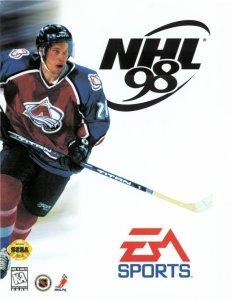 NHL '98 per Sega Mega Drive