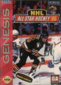 NHL All-Star Hockey per Sega Mega Drive