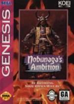 Nobunaga's Ambition per Sega Mega Drive