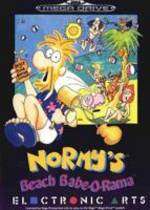 Normy's Beach Babe-o-Rama per Sega Mega Drive