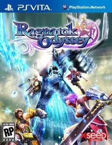 Ragnarok Odyssey per PlayStation Vita