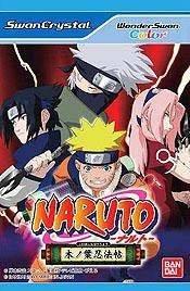 Naruto: Konoha Ninpouchou per WonderSwan Color