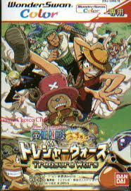 One Piece: Treasure Wars per WonderSwan Color