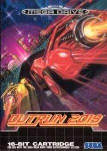 Outrun 2019 per Sega Mega Drive