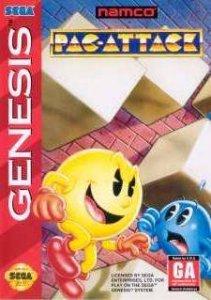 Pac-Attack per Sega Mega Drive
