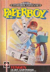 Paperboy per Sega Mega Drive