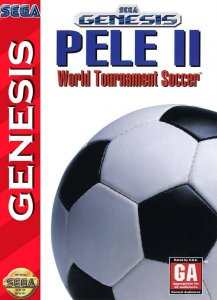 Pelè II: World Tournament Soccer per Sega Mega Drive