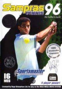 Pete Sampras Tennis '96 per Sega Mega Drive