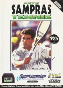 Pete Sampras Tennis per Sega Mega Drive