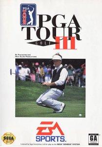 PGA Tour Golf III per Sega Mega Drive
