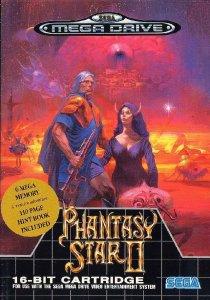 Phantasy Star II per Sega Mega Drive