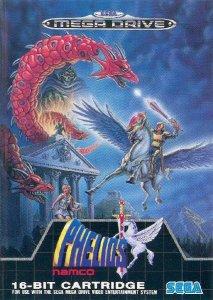 Phelios per Sega Mega Drive