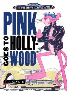 Pink Goes to Hollywood per Sega Mega Drive