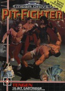 Pit-Fighter per Sega Mega Drive