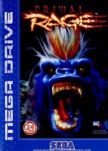 Primal Rage per Sega Mega Drive