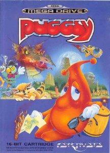 Puggsy per Sega Mega Drive
