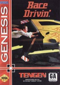 Race Drivin' per Sega Mega Drive