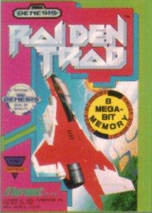 Raiden per Sega Mega Drive