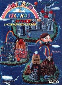 Rainbow Islands per Sega Mega Drive