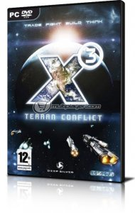 X3: Terran Conflict per PC Windows