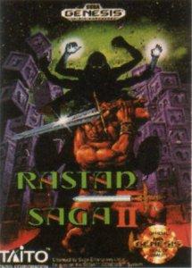 Rastan Saga II per Sega Mega Drive