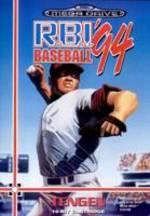 RBI Baseball '94 per Sega Mega Drive