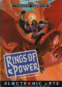 Rings of Power per Sega Mega Drive