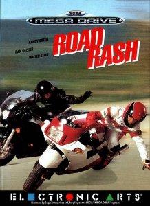 Road Rash per Sega Mega Drive