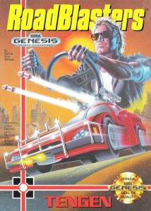 RoadBlasters per Sega Mega Drive