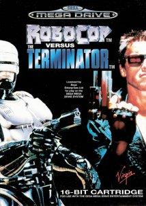 Robocop Vs Terminator per Sega Mega Drive