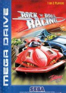 Rock N' Roll Racing per Sega Mega Drive