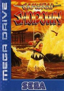 Samurai Shodown per Sega Mega Drive