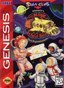 Scholastic's The Magic School Bus: Space Exploration Game per Sega Mega Drive