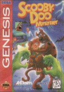 Scooby Doo Mystery per Sega Mega Drive