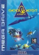 seaQuest DSV per Sega Mega Drive