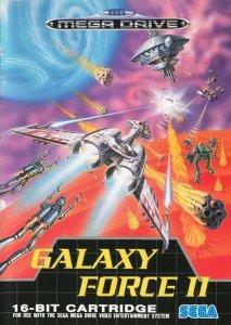 Sega Ages: Galaxy Force II per Sega Mega Drive
