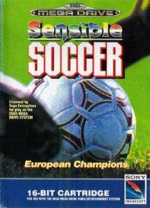 Sensible Soccer: European Champions 92/93 per Sega Mega Drive