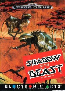 Shadow of the Beast per Sega Mega Drive