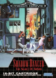 Shadow Dancer per Sega Mega Drive