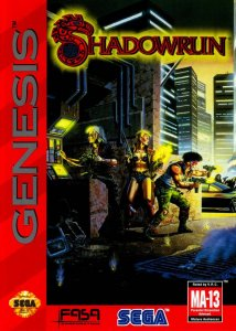 Shadowrun per Sega Mega Drive