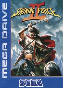 Shining Force II per Sega Mega Drive