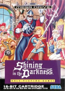 Shining in the Darkness per Sega Mega Drive
