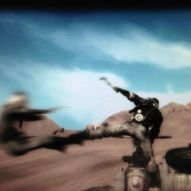 Avalanche Studios mostra il suo nuovo gioco. Just Cause 3?