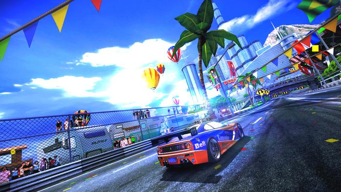 The 90's Arcade Racer è stato spostato su PlayStation 4 e Xbox One?