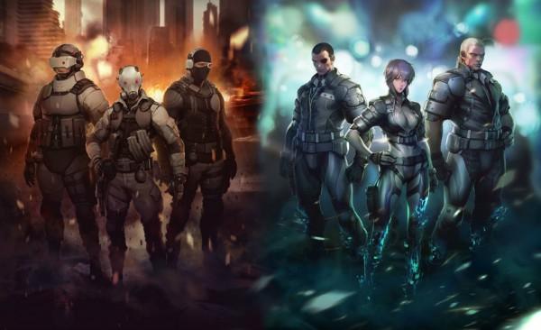 Ghost in the Shell Online - Maggiori dettagli