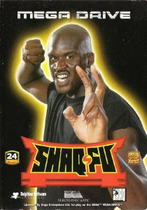 Shaq-Fu per Sega Mega Drive
