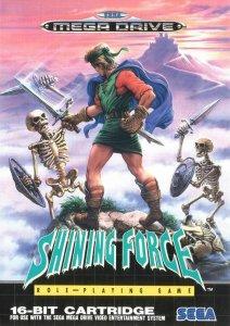Shining Force per Sega Mega Drive